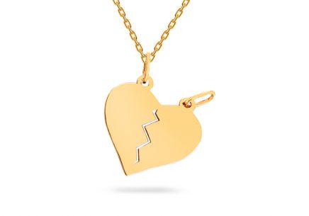 743ca5a28 Arany medál Szív kettőjüknek